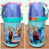 Botol Minum Anak Karakter Frozen - Botol Air Minum Anak