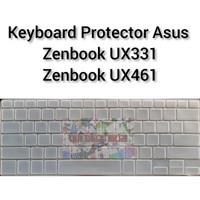 Keyboard Protector Asus Zenbook UX461 UX331 U3100, VivoBook 406, TP461