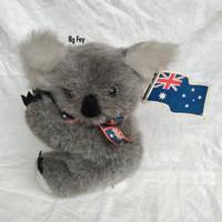 Boneka Koala Tinggi 20 cm Original by CA Australia