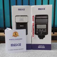 Meike MK420 Flash FujiFilm Garansi Resmi