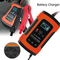 Venus Intelligent Battery Charger Aki Mobil Motor 12V6A - UD20