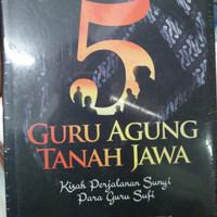 Buku 5 Guru Agung Tanah Jawa