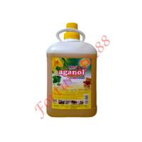 Yuri Aganol Cairan Pembersih Lantai Aroma Lemon Fresh Isi 3,7 liter