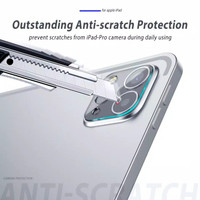 TEMPERED GLASS CAMERA IPAD PRO 2020 11/12.9 INCH FULL COVER TEMPERED