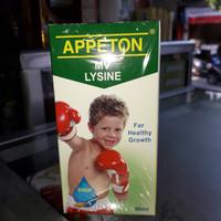 appeton mv lysine sirup 60 ml