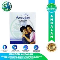 Kondom Andalan Isi 3-12