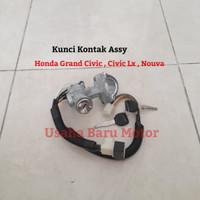 Kunci Kontak Assy Honda Grand Civic , Civix Lx , Nouva