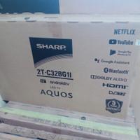 LED TV SHARP 32 Inch 2T-C32BG1i FHD Android TV