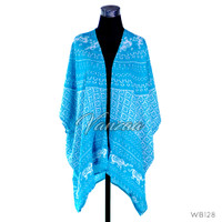 OUTWEAR Summer OUTER KIMONO FASHION KEKINIAN DAILY RAYON BALI 084