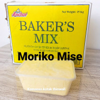 bakers mix 1kg anchor / margarine anchor bakers mix 1 kg butter