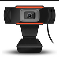 HD webcam pc desktop laptop 720p with microphone