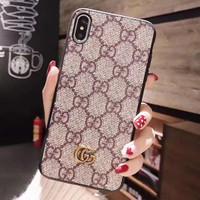 GG Classic Case Oppo F1S/ F5/ F7/F9/ A7/A3S / Branded case /soft case