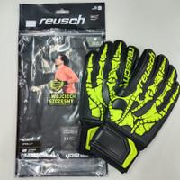 sarung tangan kiper goalkeeper gloves reusch x-ray 7040 senior