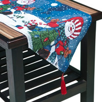 Taplak Meja Natal (Runner Table panjang) 180 cm