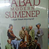 Buku Babad modern Sumenep