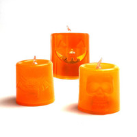 HALLOWEEN Decoration LED Candle Trick or Treat Party Lilin Dekorasi