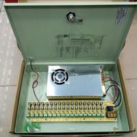 Power supply BOX 12V/20A CCTV