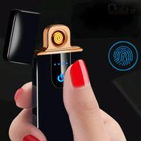 korek api elektrik, Korek api fingerprint, korek api touchscreen led