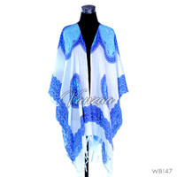 OUTWEAR Summer OUTER KIMONO FASHION KEKINIAN DAILY RAYON BALI 103