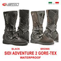 Sepatu Touring SIDI Adventure 2 Gore-Tex Sepatu Motor