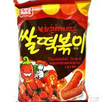 COSMOS tteokbokki snack 160gr korea impor teokboki topokki topoki