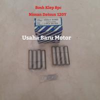 Bosh Bos Klep Valve Guide 8pc Datsun 120Y
