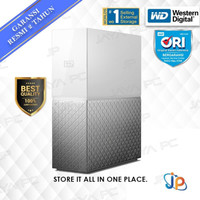 WD My Cloud Home 4TB - HDD / HD / Hardisk / Harddisk External 3.5""
