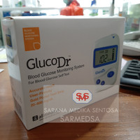 Alat Gluco Dr Bio Sensor AGM-2100
