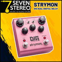 Strymon DIG Dual Delay Guitar Effects Pedal