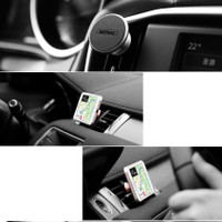 Remax 360 Degree Phone Air Vent Car Holder Magnetic Premium Quality