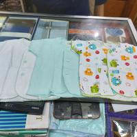 3pcs Baju Bayi Libby Set Pendek Newborn