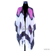 OUTWEAR Summer OUTER KIMONO FASHION KEKINIAN DAILY RAYON BALI 102