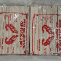 Promo Super Mie Lidi Mentah Original Special 500 gram Cap Udang 2 Jaya