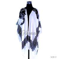 OUTWEAR Summer OUTER KIMONO FASHION KEKINIAN DAILY RAYON BALI 086