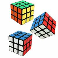 Mainan Asah Otak Rubik Kubik 3x3 Kantong NO.588-5 Mainan edukasi