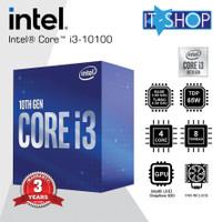 Processor Intel Core i3 10100 LGA 1200 Box