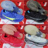 Sepatu Badminton HiQua Leggera Hi-Qua