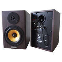 Speaker ISK DS5A Flat Monitor Speaker DS Coustic DS5AISK DS5A