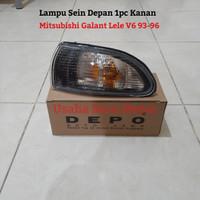 Lampu Sen Sein Corner Lamp 1pc Kanan Mitsubishi Galant Lele V6 93-96