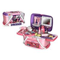 Mainan Dandan Make Up Dresser No.13M03