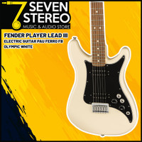 Fender Player Lead III In Olympic White