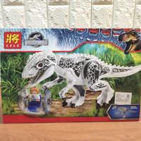 Mainan Anak Lego Dinosaurus - Lego Dino T-Rex Block Lele