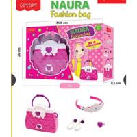 Mainan Anak Tas Fashion - Naura Fashion Bag