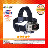 Action Cam Head Strap kepala Anti-Slide SJCAM GOPRO XIAOMI YI BRICA