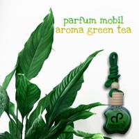 Car parfum aroma green tea