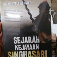Buku sejarah Kejayaan Singashari