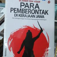 Buku sejarah dan kisah para pemberontak di kerajaan Jawa