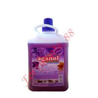 Yuri Aganol Cairan Pembersih Lantai Aroma Lavender 3,7 liter