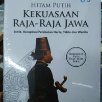 Buku sejarah hitam putih kekuasaan raja Jawa
