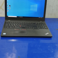 Laptop Lenovo Thinkpad T560 i5 Gen 6 layar 15 inci